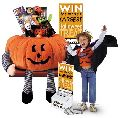 Halloween Promotions & Trick-or-Treat Bags