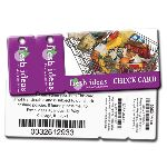Full-Color Loyalty Cards & Key Fobs
