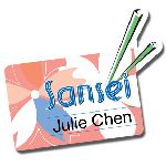 Custom Shaped Name Badges