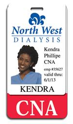 Health Care Name Badges