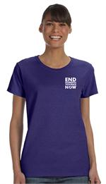 """End Domestic Violence Now"" Apparel"
