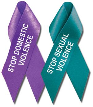 Image result for domestic and sexual violence awareness